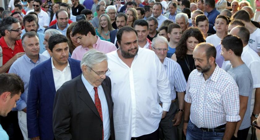 Μαρινάκης: «Τις αντιμετωπίζουμε με χιούμορ» (video)