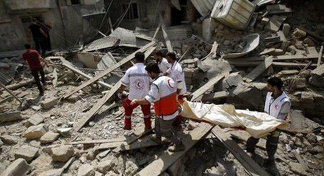 Σχεδόν 100 Παλαιστίνιοι και 13 Ισραηλινοί στρατιώτες σκοτώθηκαν σήμερα στη Γάζα