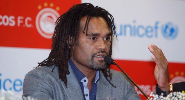 Καρεμπέ: «Πολύ σημαντικό για τον Ολυμπιακό να είναι εδώ»