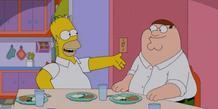 Δείτε ένα preview από το επεισόδιο-συνάντηση των Simpsons με το Family Guy