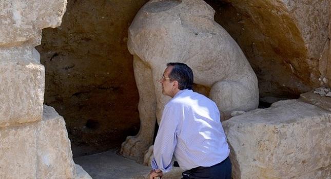 Συλημένος ο Τάφος στην Αμφίπολη;