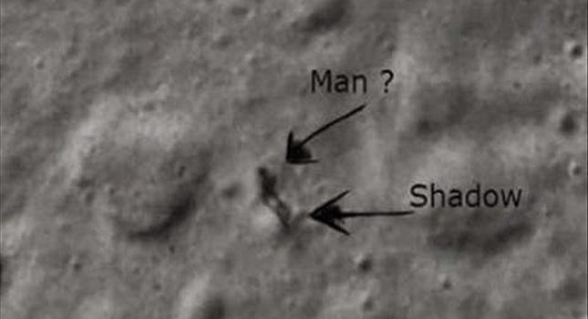 «Απλή σκόνη» η φιγούρα του εξωγήινου της NASA!