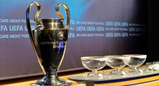 Τα γκρουπ δυναμικότητας του Champions League
