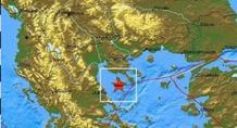 Σεισμός 4,9 Ρίχτερ στη Χαλκιδική