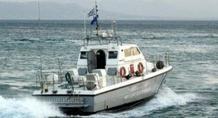 Βυθίστηκε σκάφος με παράνομους μετανάστες στην Τήλο