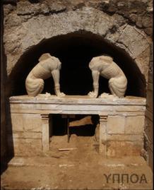 Βήμα βήμα οι ανασκαφές στην Αμφίπολη