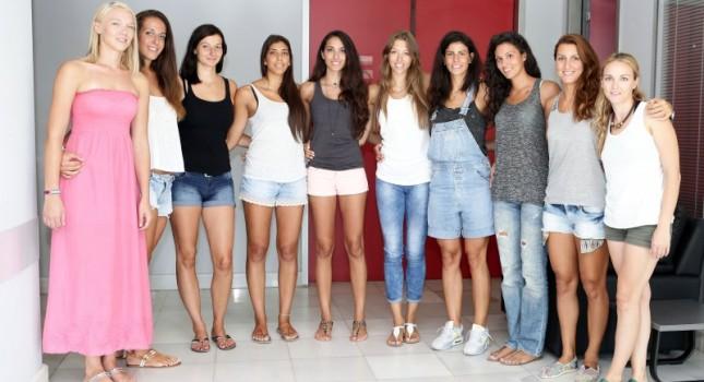 Ξεκίνησαν και οι γυναίκες του Ολυμπιακού
