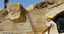 Ο τύμβος της Αμφίπολης από... ψηλά (video)