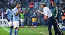 Χαρέιντε: «Στόχος το Europa League»