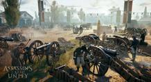 Πρώτη επαφή με το Assassin's Creed Unity