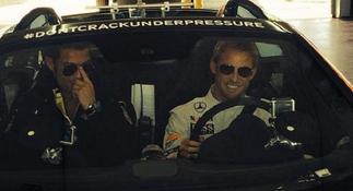 Ο Ρονάλντο κάνει drift με τον Μπάτον! (video)