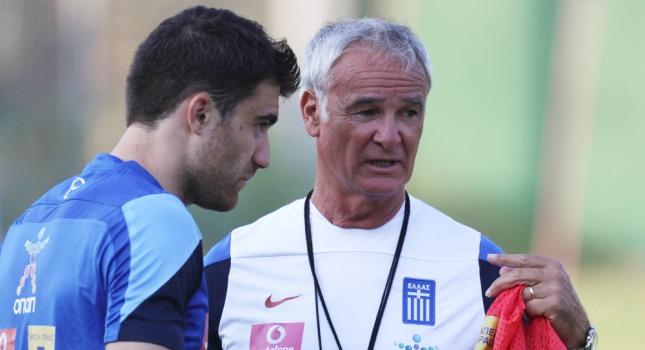 Παπασταθόπουλος: «Θα βοηθήσει πολύ την Εθνική ο Ρανιέρι»