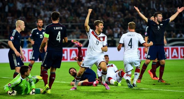 Στο τέλος χαίρονται  οι Γερμανοί