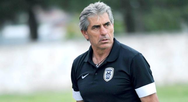 Αναστασιάδης: «Καλύτεροι από μέρα σε μέρα»