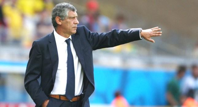 Ανακοινώνει Φερνάντο Σάντος η Πορτογαλία