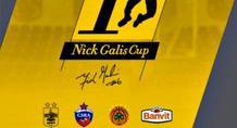 Στη ΝΕΡΙΤ το «Nick Galis Cup»