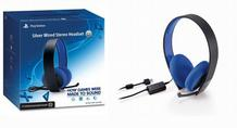 Νέο headset για το PS4 από τη Sony