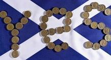 Ανακούφιση στις αγορές μετά το δημοψήφισμα στη Σκωτία