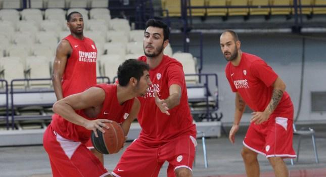 Σενάριο για διπλή «στέγη» σε μπασκετικό Ολυμπιακό!