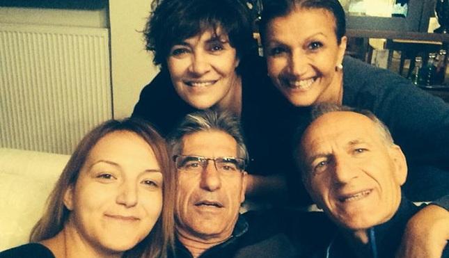 Η selfie του Άγγελου Αναστασιάδη