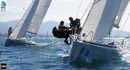 Match Racing Tour Aθήνας, ημέρα δεύτερη (video)