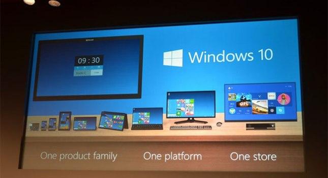 Αυτά είναι τα Windows 10