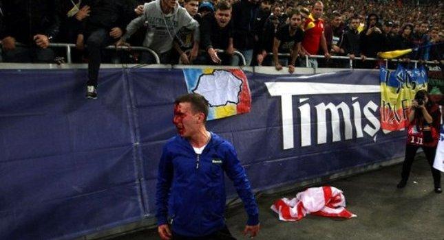 Ασύλληπτο χάος στο Βουκουρέστι (pics/video)