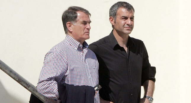 Μπάγεβιτς: «Άνοδος και… δεν το συζητάμε»