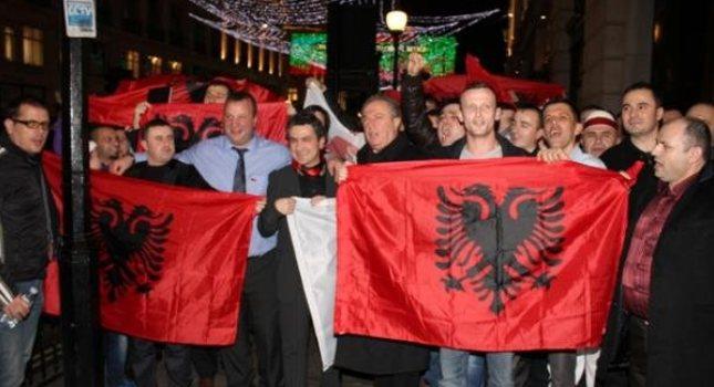 Πορεία στη σερβική πρεσβεία οργανώνουν Αλβανοί εξτρεμιστές