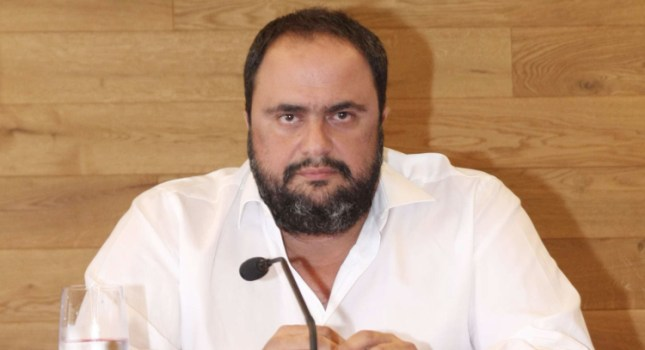 «Μαρινάκης για Πρόεδρος της Δημοκρατίας»!