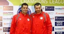 «Να συνεχίσουμε τις επιτυχίες στον Ολυμπιακό»