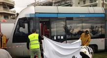 Τραγωδία στο Φλοίσβο: Τραμ παρέσυρε και σκότωσε ηλικιωμένη