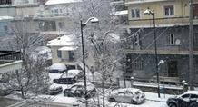 Χιόνια σκέπασαν Γρεβενά, Καστοριά και Κοζάνη