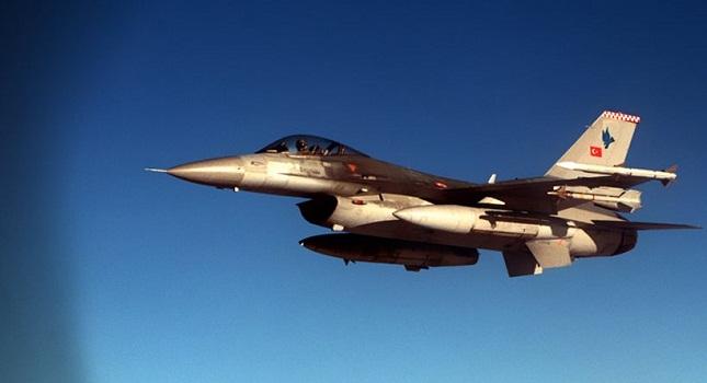 Χαμηλές πτήσεις τουρκικών μαχητικών πάνω από τρία ελληνικά νησιά