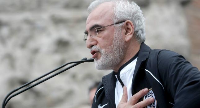 Σαββίδης: «Ν' αποτρέψουμε νέες αιματοχυσίες και πολέμους»