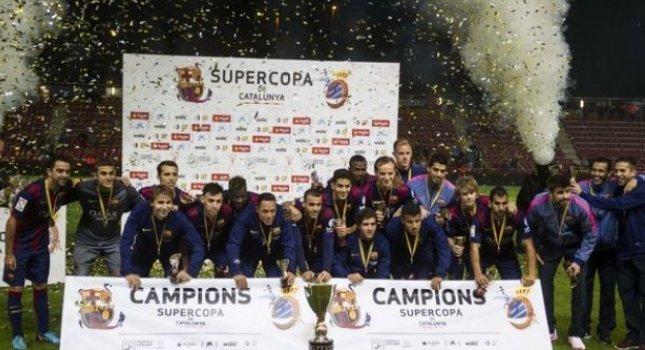 Η καλύτερη της Καταλανίας…