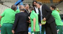 Μανωλόπουλος: «Πολύ μεγάλη νίκη»