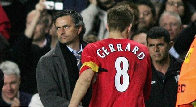 Μουρίνιο: «Δεν ενδιαφέρομαι για Τζέραρντ»