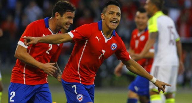 «Τάλιρο» η Χιλή, με… buzzer-beater η Παραγουάη (video)