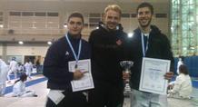 Οι νικητές στο Κύπελλο Νέων Ανδρών-Γυναικών