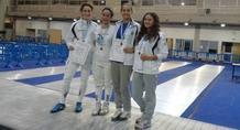 Κοντοχριστοπούλου & Μπεσίρης νικητές στο Κύπελλο Νέων