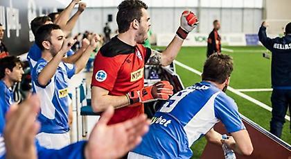 Ισόπαλη η Εθνική στο δεύτερο ματς του miniEURO 2014