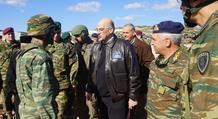Οι Τούρκοι ζήτησαν από το ελικόπτερο του Δένδια να μην πετά στο Καστελόριζο