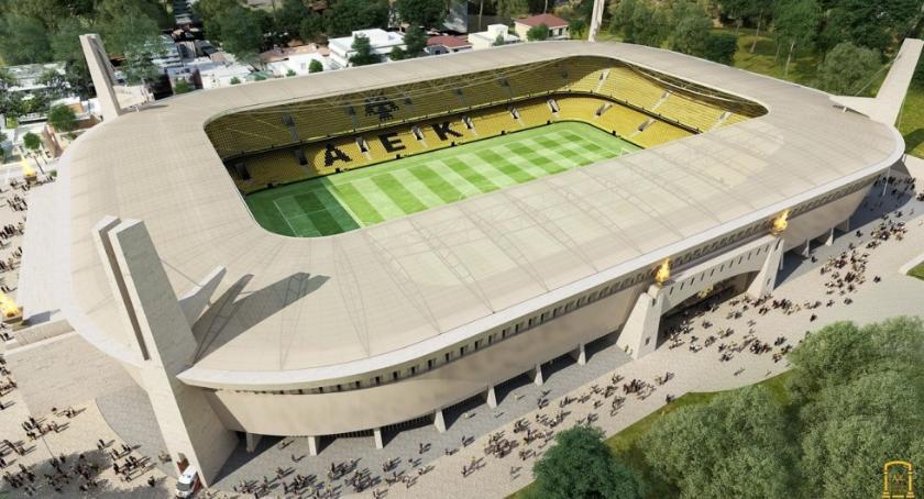 «Γήπεδο και χωρίς το άλσος για την ΑΕΚ»