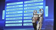 Το πλήρες πρόγραμμα του Champions League