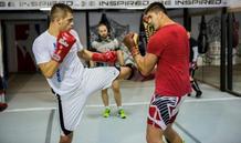Ντεμπούτο στο kick-boxing για τον Μίλισιτς!