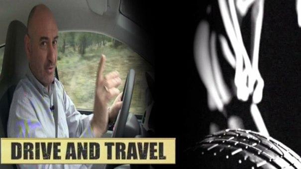 Ακούστε σε λίγο DRIVE & TRAVEL και κερδίστε σε ενημέρωση και δώρα