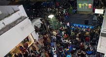 Πλήθος κόσμου στο «Star Store»