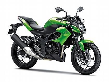 Z250SL, το νέο Supernaked της Kawasaki