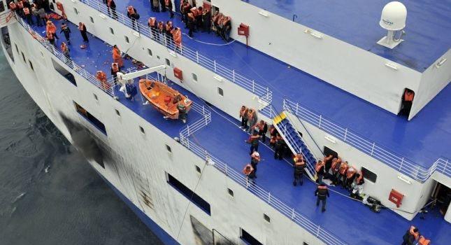 Λίστα με 477 διασωθέντες έστειλαν οι Ιταλοί στις Ελληνικές Αρχές